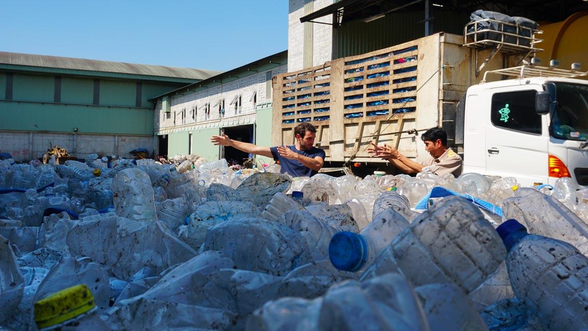 gestion des déchets plastiques