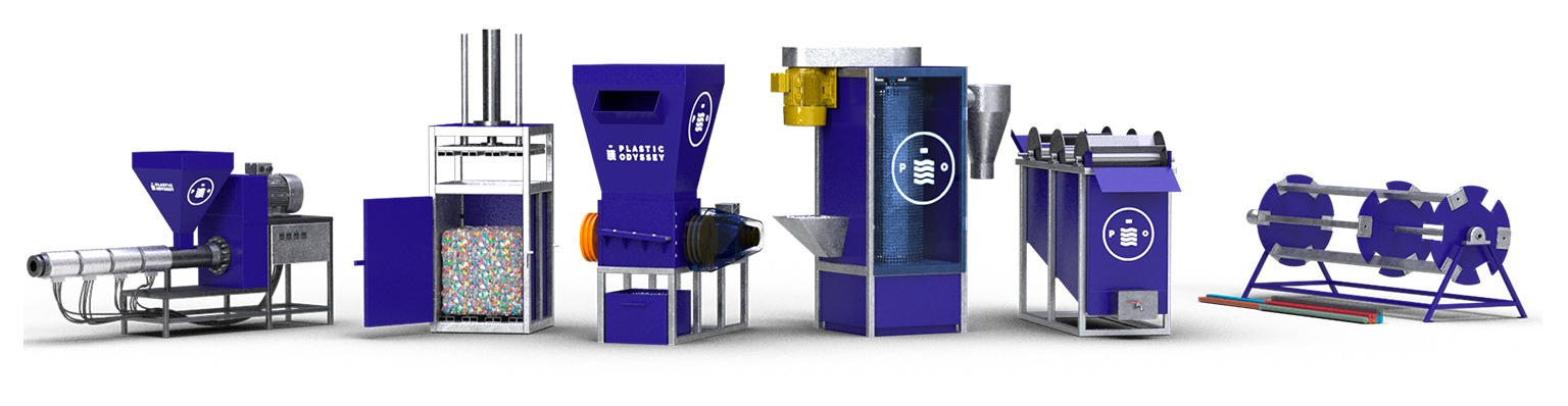 open source recycling technology