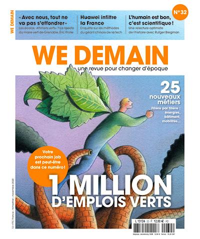 Magazine We Demain
